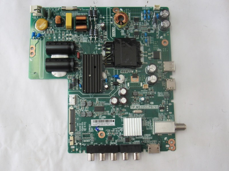 LG 43LJ5000-UB Main Board//Power Supply Board 3200284057