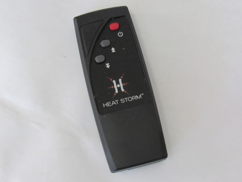 Heat Storm Remote 3 Buttons