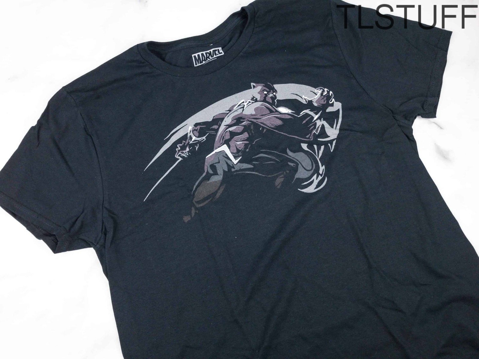 Loot Crate Black Panther Shirt Exclusive Feb 2018