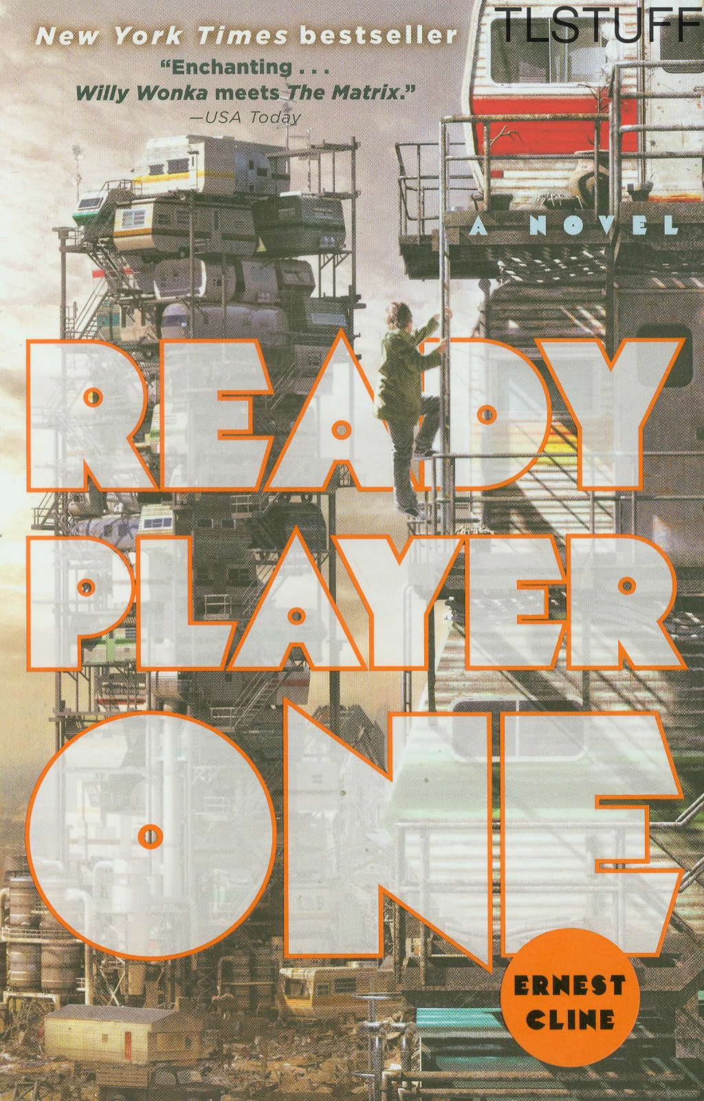 Ready Player One Novel Ernest Cline Paperback Loot