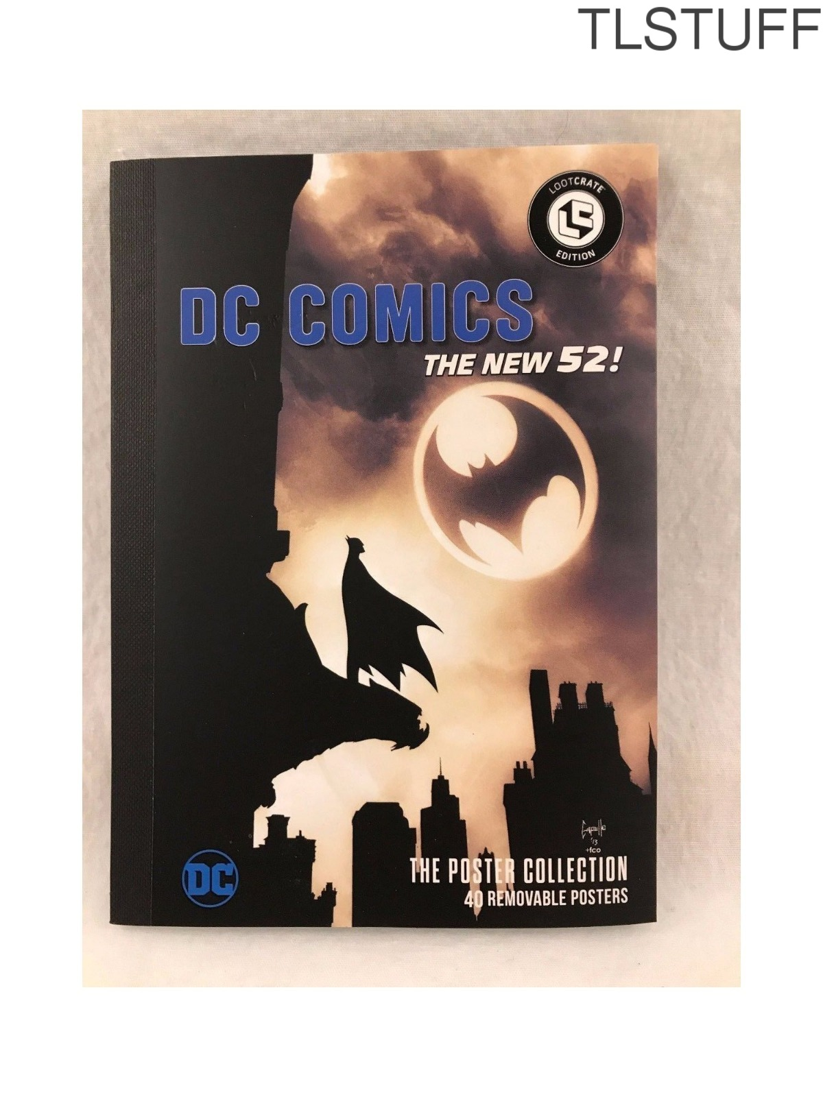 DC Comics The New 52 Poster Collection 40 Mini Pos
