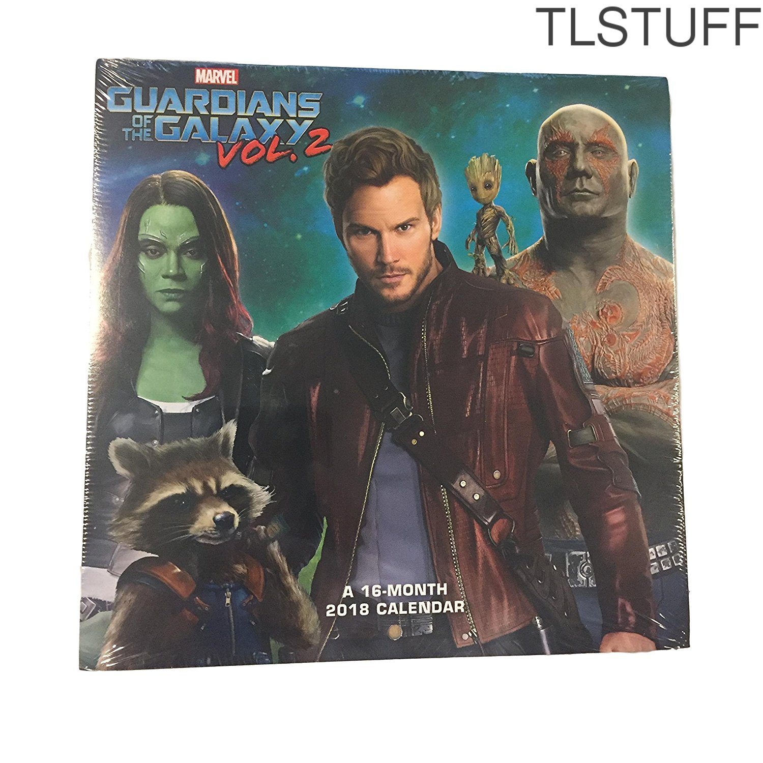 Guardians of the Galaxy Vol. 2 16 Month 2018 Mini