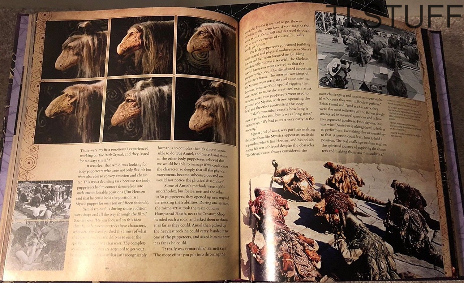 Jim Hensen The Dark Crystal The Ultimate Visual Hi