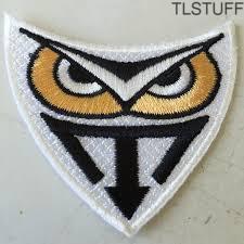 Blade Runner Tyrell Genetic Replicants Owl Logo Pa
