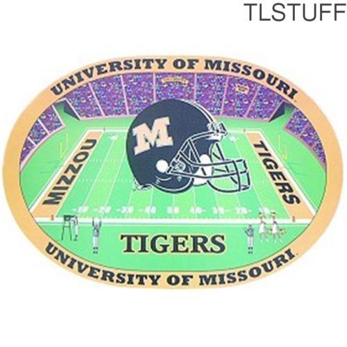 University of Missouri Tigers Placemats NCAA Mizzo