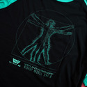 Loot Crate DX Aliens Raglan Sleeve T-Shirt with Bi