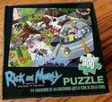 Cartoon Network Rick & Morty 300 pc Puzzle Exclusi