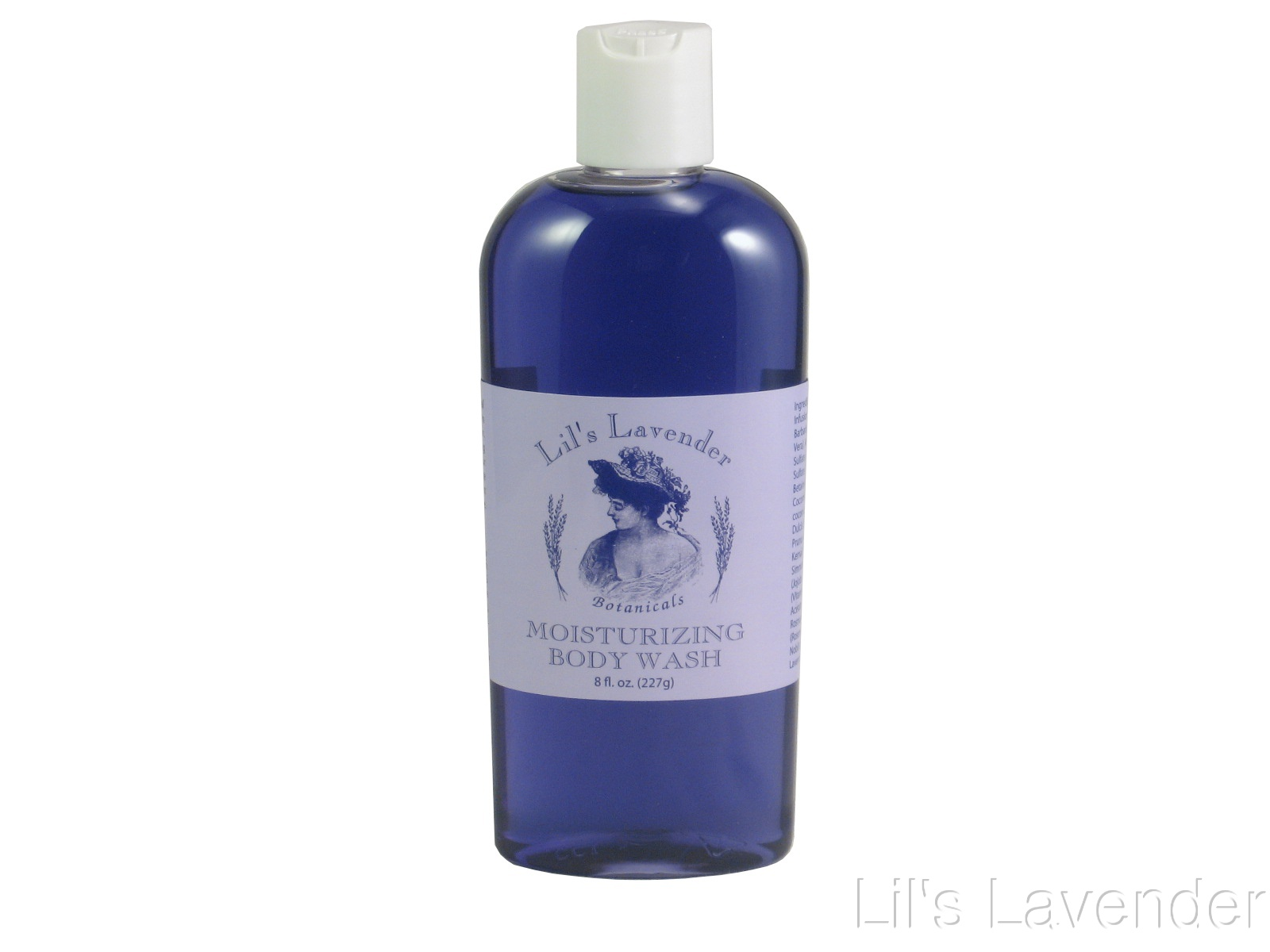 Lavender Body Wash - 8 oz