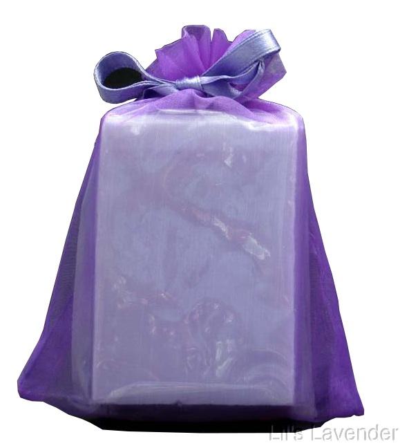 Lavender Glycerin Hand & Body Soap