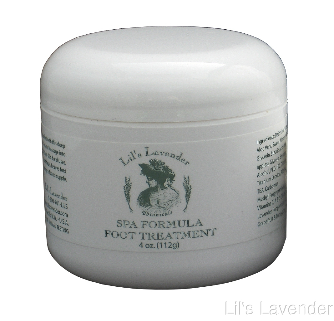 Spa Formula Foot Treatment - 4.0 oz