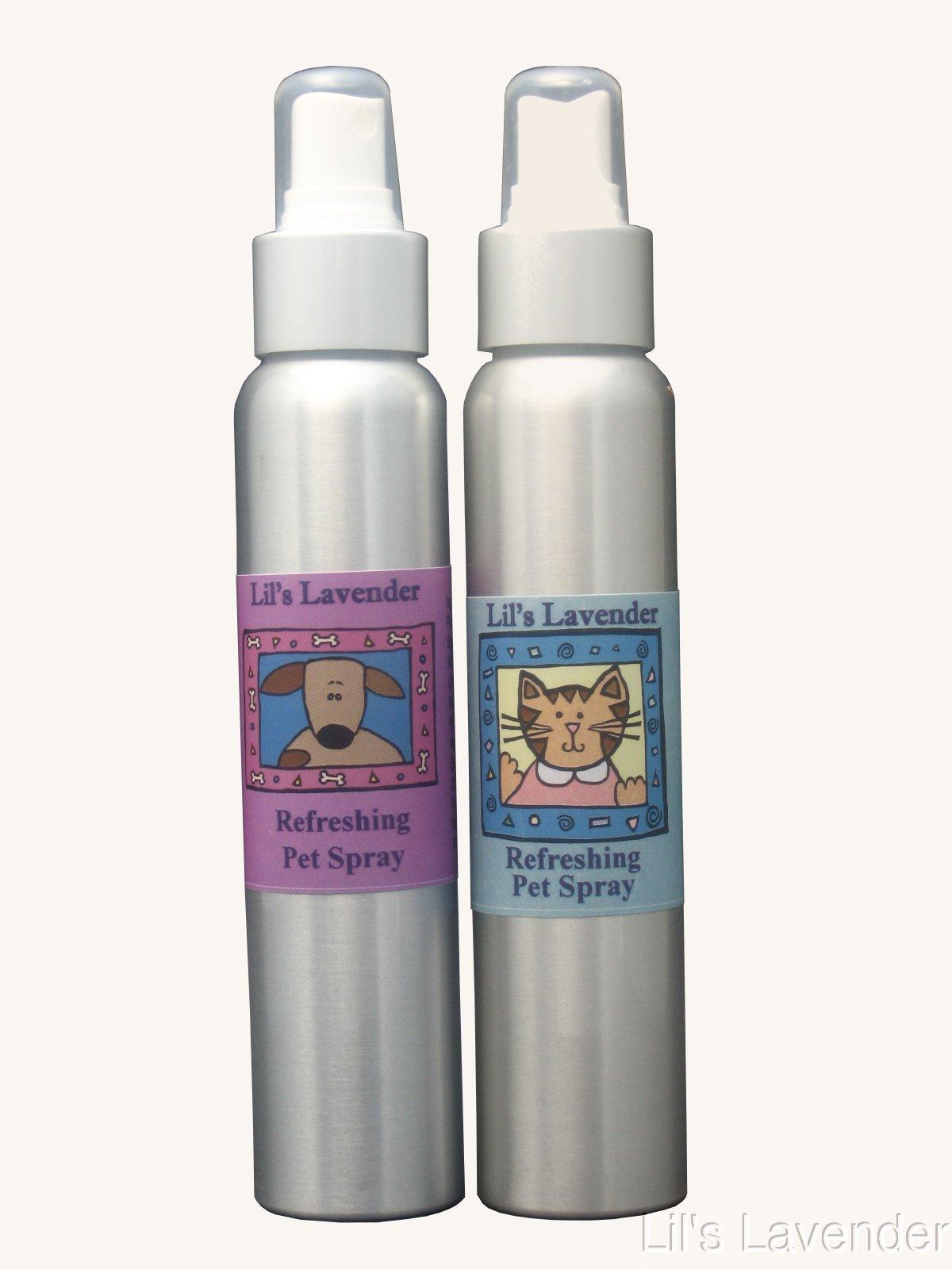 Natural Lavender & Cedar Pet Spray