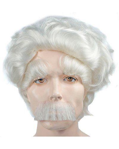 how to make an einstein wig