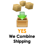 We Combine Shipping
