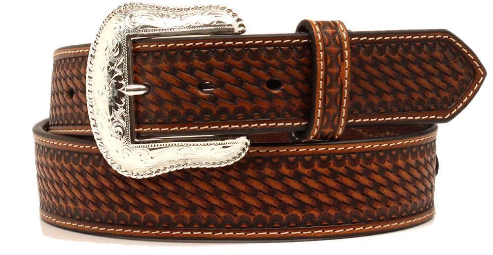 how to wear a cowboy belt men