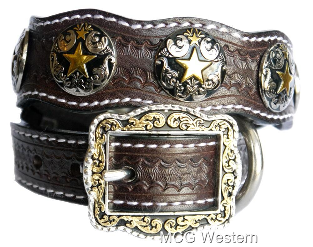 Cowboy Bling Dog Collars