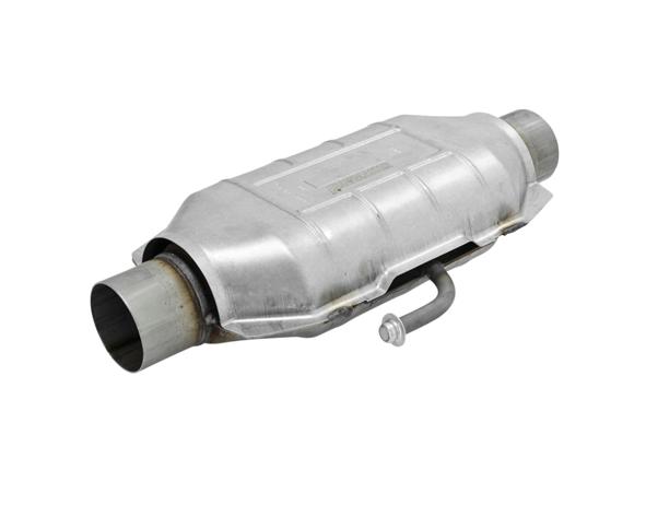 Flowmaster 2900225 Universal 25 Inout 290 Series Steel Catalytic Converter: Steel Catalytic Converter At Woreks.co