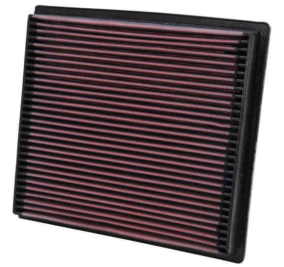 K&N 33-2056 Replacement Air Filter for 94-02 Dodge Ram 2500 & 3500 Diesel 5.9L | eBay