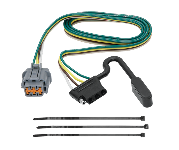 Trailer Wiring Harness No Power : Tow ready replacement package wiring harness