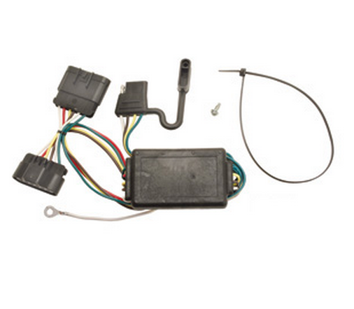 tow ready 118301 t one t connector hitch wiring fits colorado canyon rh ebay com tow ready 7 way wiring diagram tow ready wiring harness 118416
