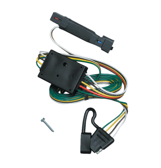 tow ready 118330 t one t connector trailer hitch wiring fits jeep rh ebay com tow ready wiring installation tow ready trailer wiring