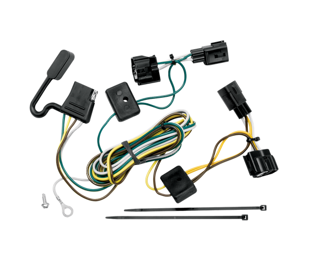 tow ready 118409 t one t connector hitch wiring fits jeep wrangler rh ebay com tow ready wiring diagram tow ready wiring diagram