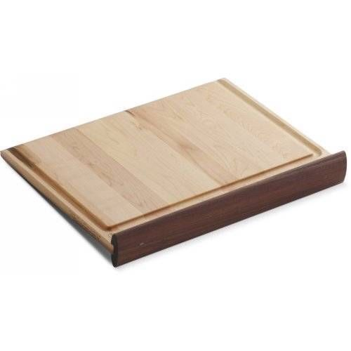 Kohler k 6636 na hardwood counter top cutting board 20 x - Scratch and dent bathroom vanities near me ...
