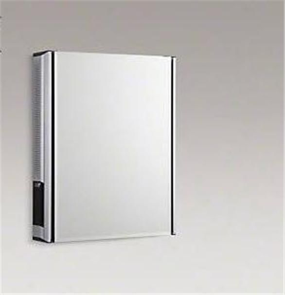 Kohler k cb clc2026fs 20x26 mirrored door medicine cabinet stereostik stereo - High end medicine cabinets with mirrors ...