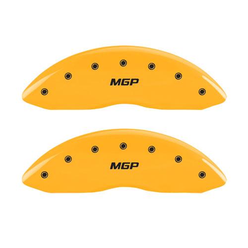 "2019 Gmc Yukon: 2015-2019 GMC Yukon / XL 1500 Front + Rear Yellow ""MGP"