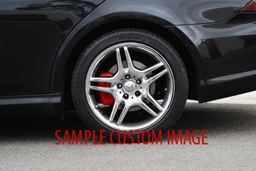 2014 2016 Mercedes Benz E250 Front Rear Red Mgp Brake