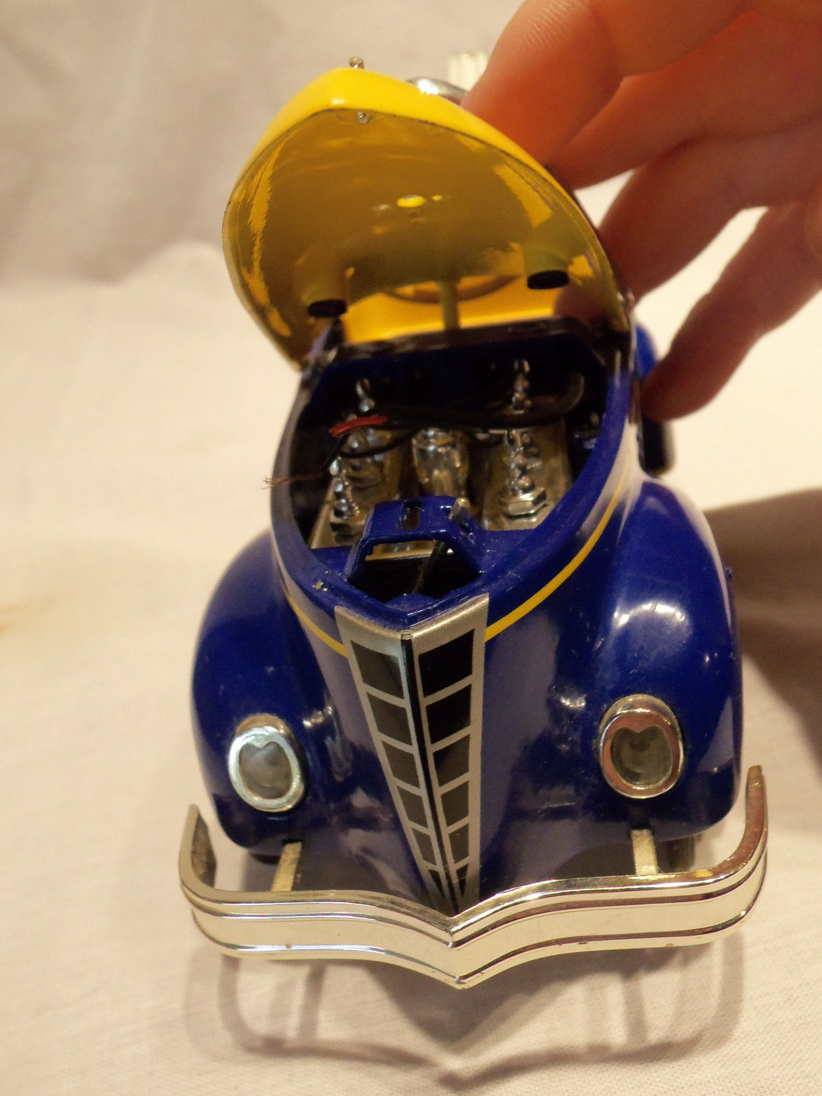 1940 Gendron Pedal Car Napa Tow Truck Wrecker Auto Parts ...