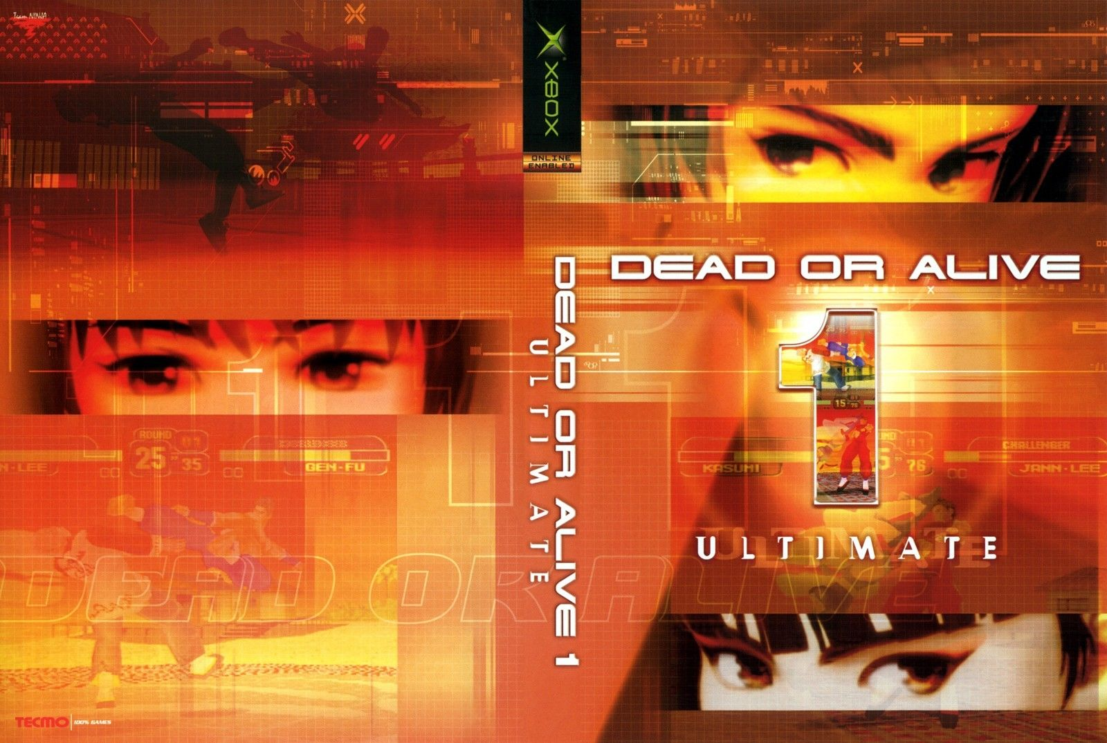 Dead or Alive Ultimate (xbox)