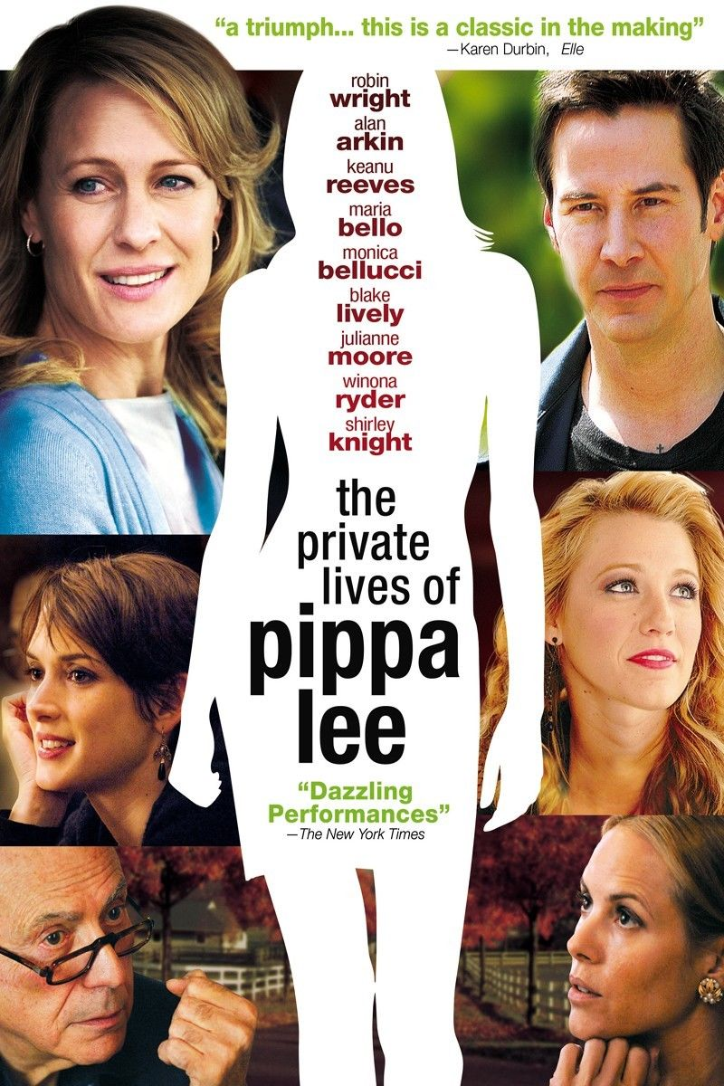 The Private Lives of Pippa Lee (DVD, 2010)