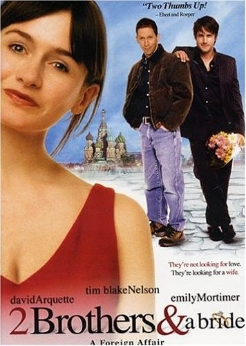2 Brothers & a Bride (DVD, 2004)