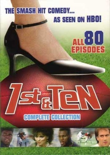 1st & Ten - The Complete Collection (6-disc) - New
