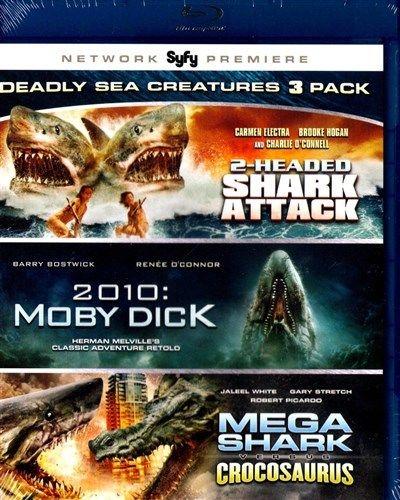 2-Headed Shark Attack / 2010: Mobi Dick / Mega Sha