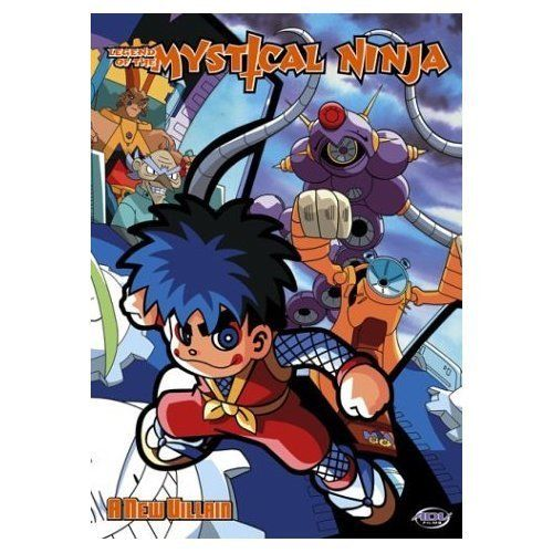 Legend of the Mystical Ninja A New Villain -15 Cop