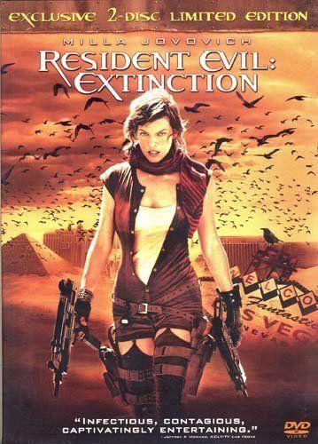 Resident Evil: Extinction (Exclusive 2-Disc Limite