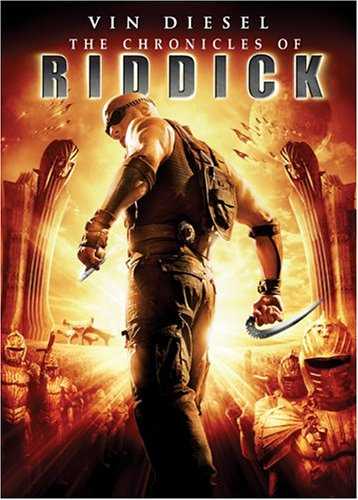 Chronicles of Riddick (DVD, 2004, Widescreen)