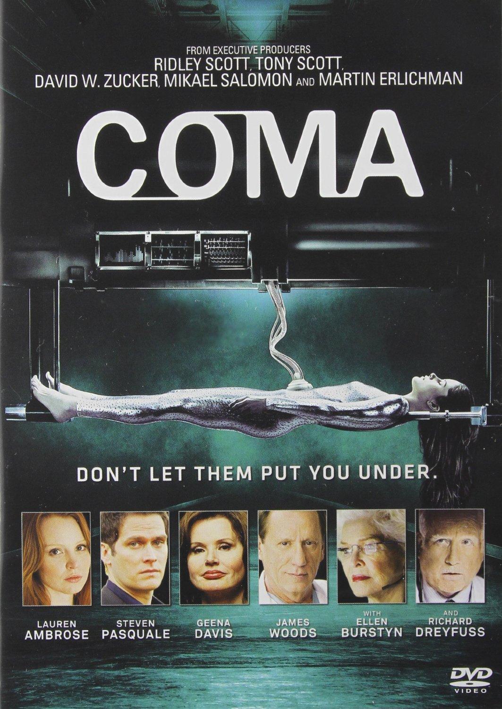 Coma (DVD, Mini Series 2012)