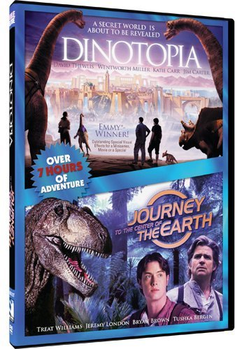 Dinotopia/Journey to the Center of the Earth (DVD,