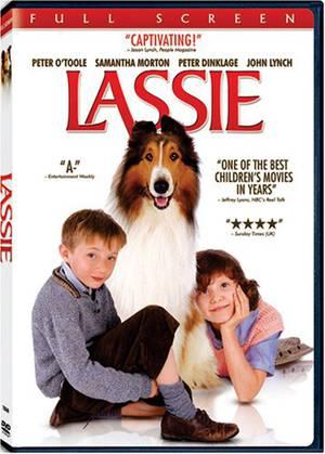 Lassie (DVD, 2006  FS)