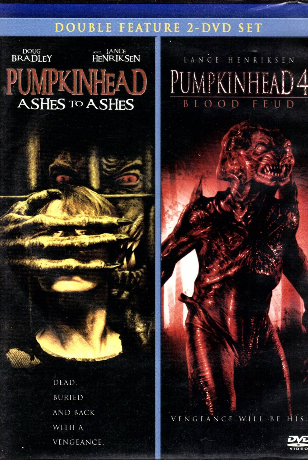 Pumpkinhead - Ashes To Ashes / Pumpkinhead 4 - Blo