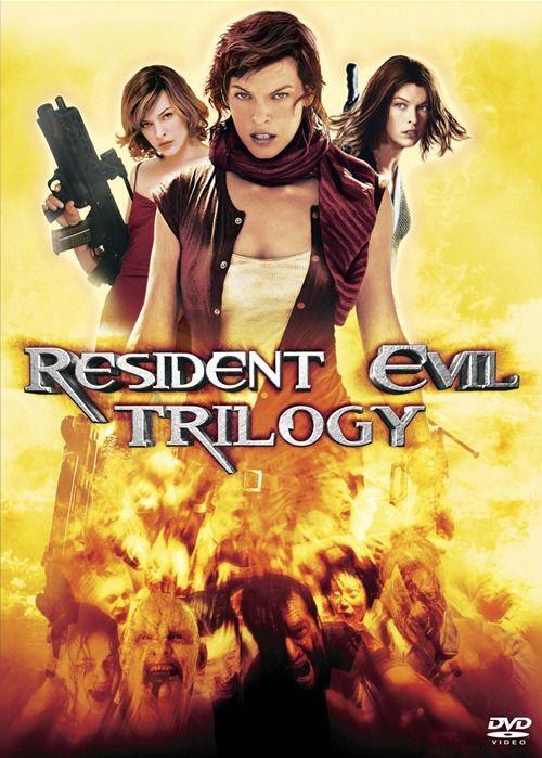 Resident Evil/Resident Evil: Apocalypse/Resident E