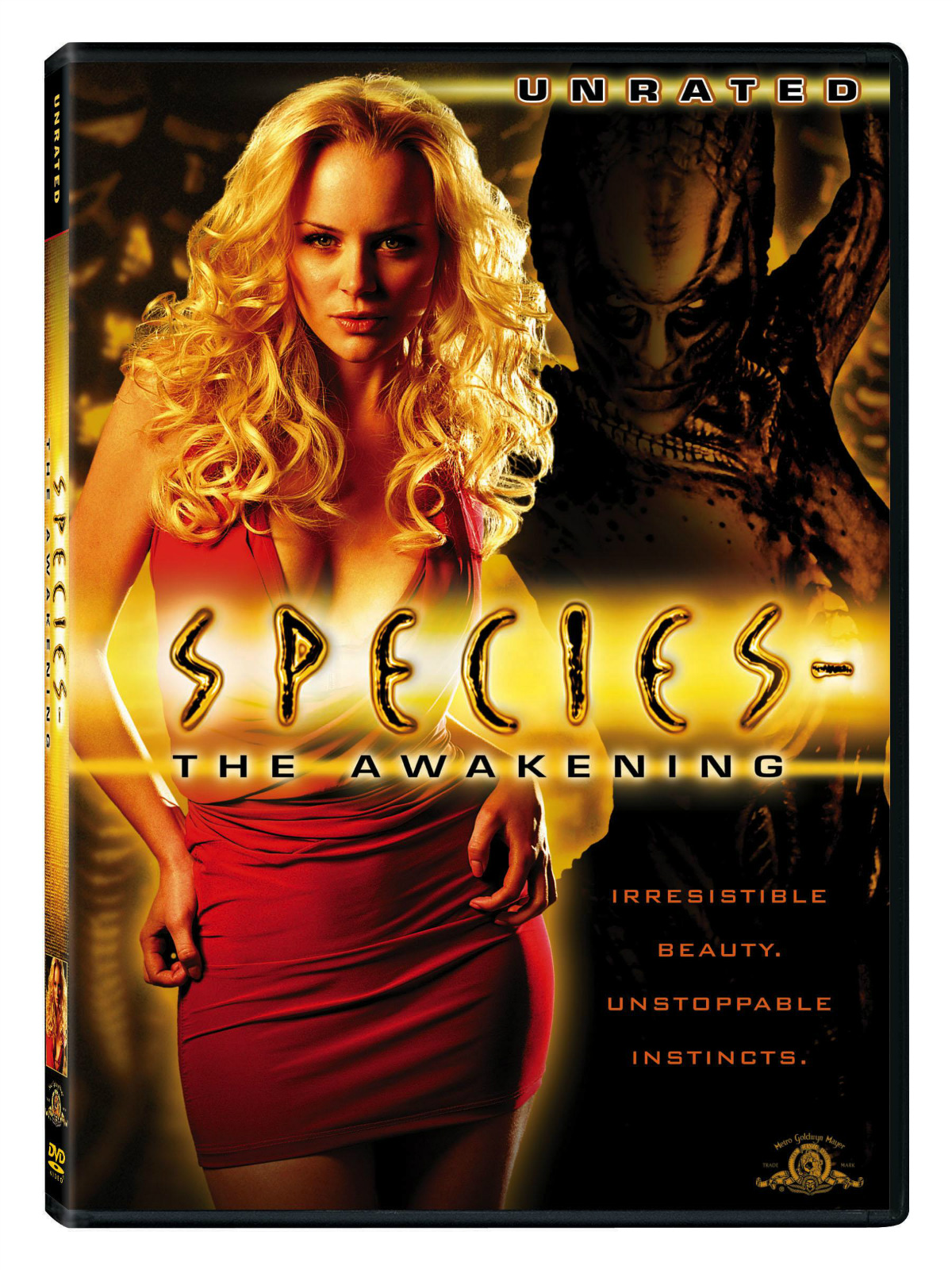 Species: The Awakening (DVD, 2007, Unrated WS)