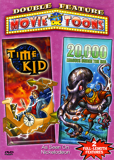 20,000 Leagues Under The Sea/ Time Kid - New