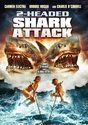 2-Headed Shark Attack (DVD, 2012)