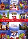 12 Animated Favorites (DVD, 2012, 3-Disc Set)