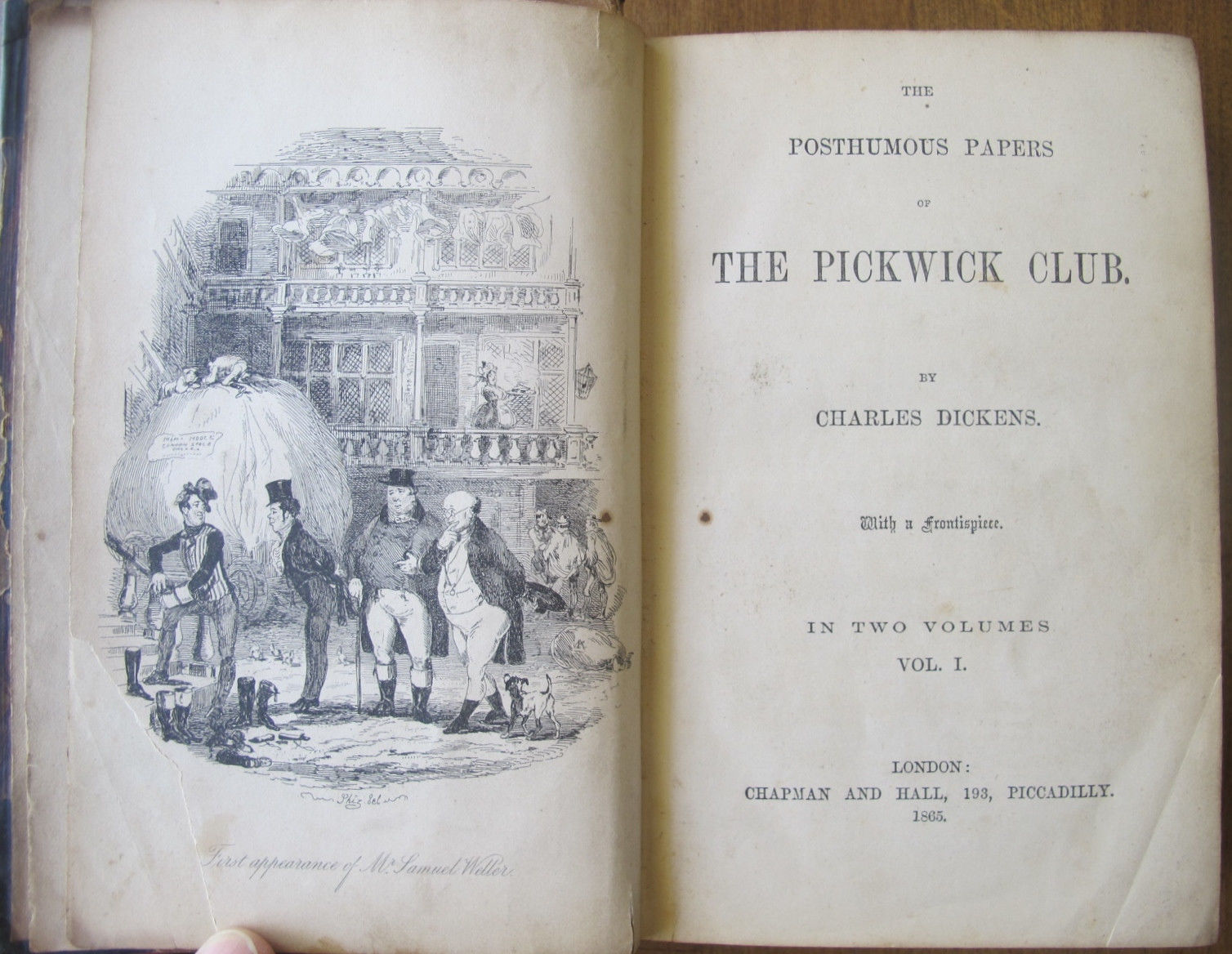 research papers charles dickens His portrait appeared on the reverse of the note accompanied by a scene from the pickwick papers the charles dickens school is a high school in broadstairs, kent.