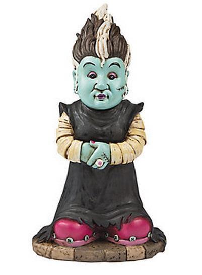 Gnome In Garden: Bride Of Frankenstein Garden Gnome In/Outdoor Kid Friendly