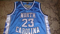 Michael Jordan North Carolina Jersey